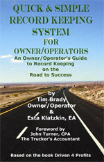 Quick & Simple Record Keeping for Owner Operators